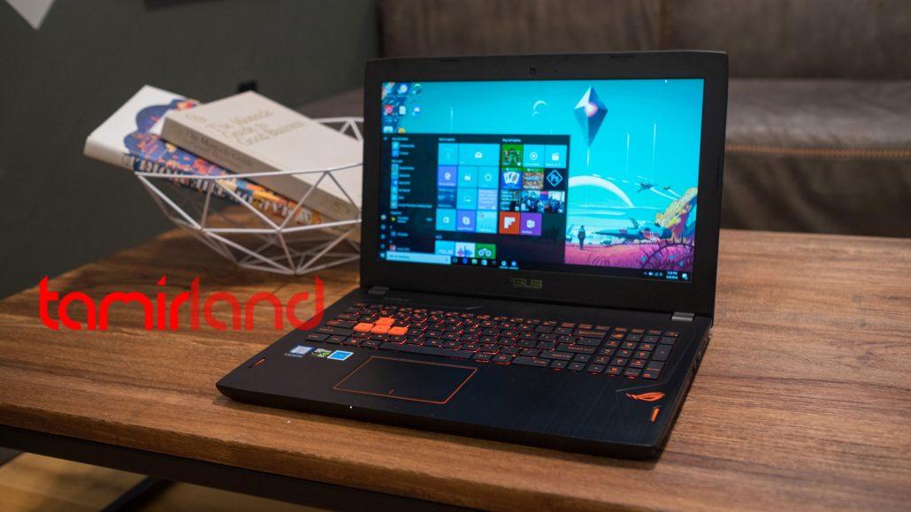 لپ تاپ گیمینگ Asus-Rog-Strix-GL502